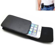 Custodia in pelle con cintura Clip Per Smartophones come iPhone 6 Plus