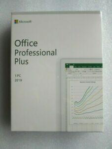 Microsoft Office 2019 Professional Plus – MUST READ DESCRIPTION