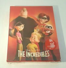 THE INCREDIBLES Blu-ray STEELBOOK [KIMCHIDVD] [#0169/1300] LENT. B2 [KOREA] OOP