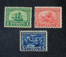 Ckstamps: Us Stamps Collection Scott#548 549 550 Mint H Og #548 Gum Dist