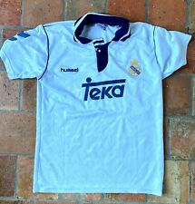 Maillot football foot Real Madrid Teka Hummel saison 1992-1993 92 93 TL Vintage