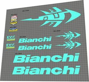 Bianchi EV4 Decal Set