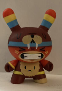 Kidrobot DGPH Dunny 2013 Sideshow Series 3in Vinyl Figure Totem Pole Hawk Bear