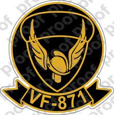 STICKER USN VF 871 GRIFFINS
