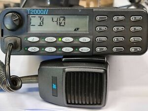 Tait T2020 UHF with Mic, Cradle, Power Plug and Speaker with UHF CB 80 Channels