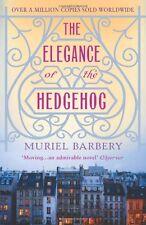 The Elegance of the Hedgehog,Muriel Barbery,Alison Anderson (Translator)