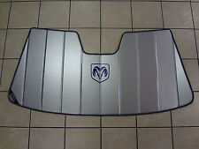 02-12 Dodge Ram Trucks Foldable Sunshade Ram Logo Mopar Factory Oem