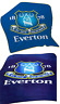 OFFICIAL EVERTON FC FOOTBALL CLUB FLEECE BLANKETS CHARACTER THROW SNUGGLE WRAPS