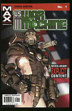 WAR MACHINE #1-12 VERY FINE/NEAR MINT COMPLETE SET SET 2001
