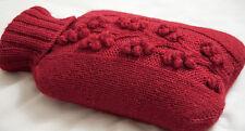 berry hot water bottle knitting pattern 99p
