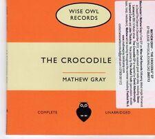 (DX560) Mathew Gray, The Crocodile EP - 2013 CD