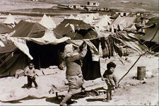 518047 A Turkish Cypriot Refugee Camp Hamitkoy Cyprus 1964 A4 Photo Print