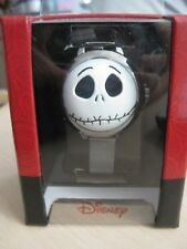 NBC Jack Skellington Mesh Face Watch Brand New Jack and Sally Dial