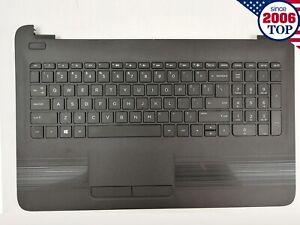 New HP 15-AY 15-BA 15BN 15AC 15AF G4 G5 Palmrest Keyboard Touchpad 855027-001 US