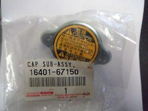 Denso radiator pressure cap Suit Hyundai iLoad petrol & Turbo Diesel 2008-