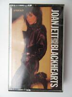 Joan Jett & The Blackhearts Up Your Alley (Cassette)