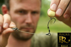 3 or 5 Spinner Rigs - Ronnie rig Korda boom, carp rig - Ready made fishing rigs