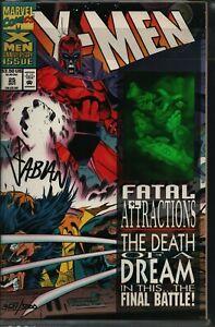 Fabian Nicieza X-Men Anniversary 25 Oct 3429/5000 Autographed w/COA 090821WEEC