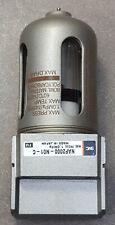 SMC Filter Modular NAF2000-N01-C, max press = 145psi.