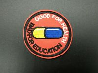parche pildora good for health bad for educaion patch pill draw
