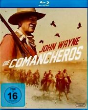 The Comancheros (1961) Blu-Ray [GERMAN RELEASE] - EXCELLENT Condition