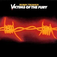 Robin Trower (Procol Harum) - Victims Of The Fury CD [NEW] 1989