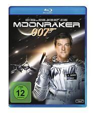 James Bond 007 - Moonraker [Blu-ray/NEU/OVP] Roger Moore bringt Bond in den Welt