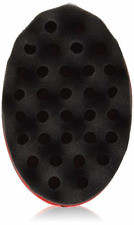 Sinsun Black Magic Dual-use Hair Twists Sponge Brush for Coils/ Dreads1pcs