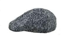 Stetson 100% Wool Flat Caps for Men