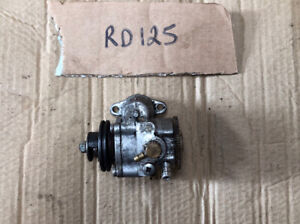 Yamaha Rd 125 200 Twin Engine Oil Pump 147 Part