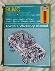 BLMC 1100 & 1300 Mk1 Mk2 Mk3 Haynes Workshop Manual 1962-1974 Riley wolseley MG