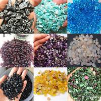 NEW 50g Natural Quartz Crystal Gravel Stone Rock Chips Energy Healing Specimen