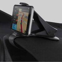 Clip universale Auto GPS Cruscotto Supporto antiscivolo per telefono cellulare