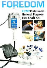 Foredom K.2272 General Applications Kit Sr FlexShaft / # 30 / Fct & 88 Accessory