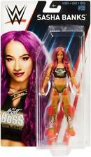 WWE Mattel Sasha Banks Series 88 Basic Figure