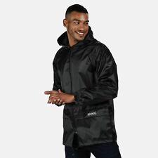 Regatta Men's Stormbreak Waterproof Jacket Black