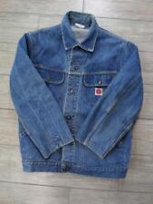 1960s vintage GWG KINGS denim jacket MEDIUM 40-42 blue jean levis CHORE