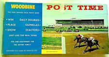 1970 WOODBINE Race track Game POST TIME by Rodaco Horse Racing