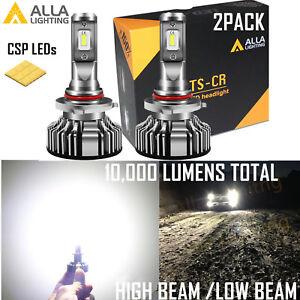 Alla 10,000LM 9012 MAX Bright  Daytime Running Light DRL|hd-light  Bulb Replace
