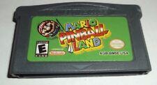Mario Pinball Land (Nintendo Game Boy Advance, 2004) **CARTRIDGE ONLY**