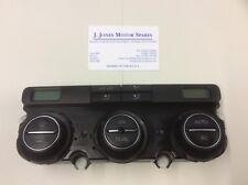 2005-2011 VW PASSAT B6 2.0 TDI  A/C HEATER CLIMATE CONTROL PANEL 3C0907044CG
