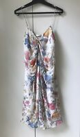 ZIMMERMANN Floral Silk Summer Dress Size 1