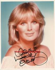 LINDA EVANS Dynasty & The Big Valley SIGNED Autograph 8x10 Color Photo