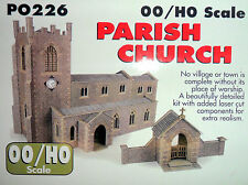 NEW Metcalfe PO226 Parish Church (OO/HO Gauge)