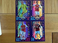 Topps Matchattax 2016/17 Premier League Pro11 Full set 1-32cards