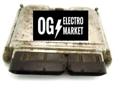 AUDI TT 1.8 T ECU ECM DME PCM PCU MSG engine control unit 8l0906018q