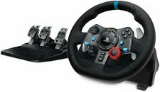 Logitech G920 Driving Force Steering Wheel of Racing and Pedals PS4/PS3/PC /