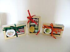 Idées Cadeaux - Set de - Naturel Produits avec Huile Biologique D'Olives