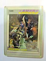 Kareem Abdul-Jabbar 1987-88 Fleer Los Angeles Lakers #1~