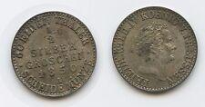G14147 - German States Prussia ½ Silbergroschen 1850 XF+ Fr.Wilhelm IV.1840-1861